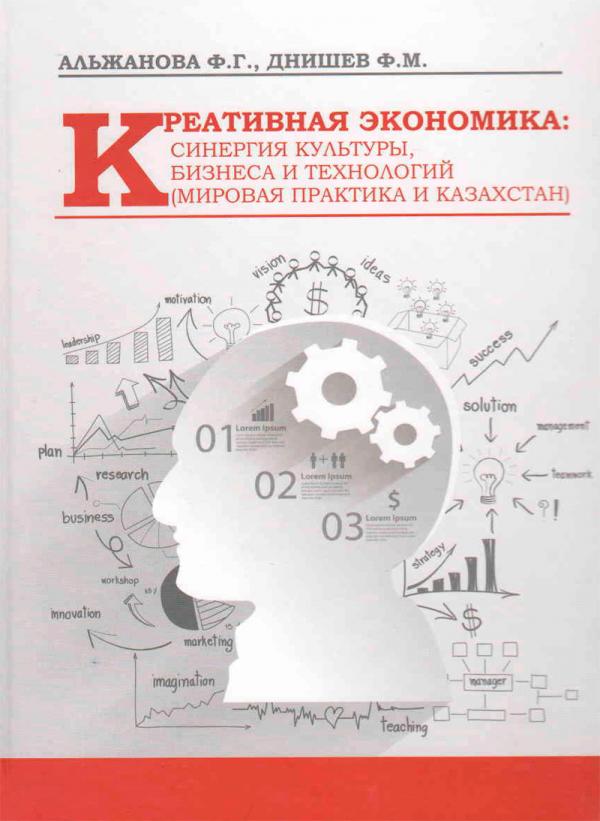 Креативная экономика: синергия культуры, бизнеса и технологий (мировая практика и Казахстан)